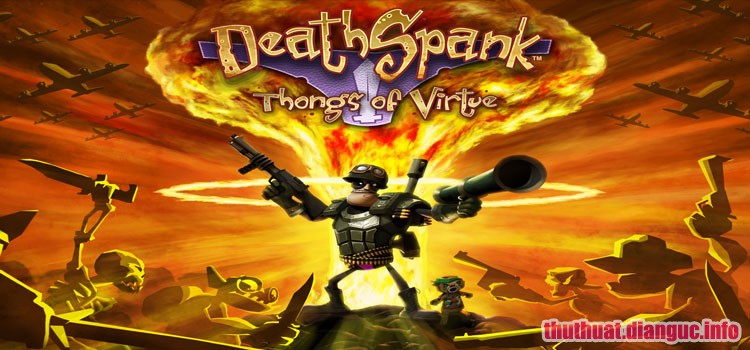 Download Game DeathSpank Thongs of Virtue – SKIDROW