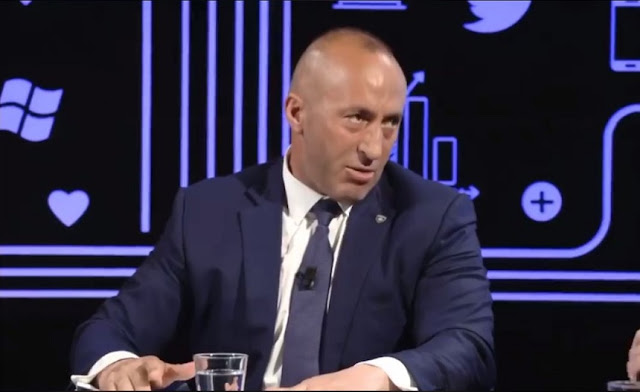 Kosovo Prime, Haradinaj: Albanians are of Christian Blood, not from Anatolia, I drink raki