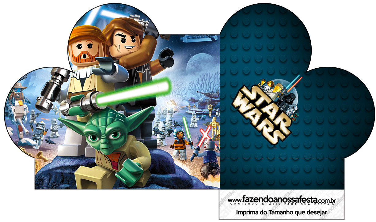 Star Wars Lego Free Printable Boxes  Oh My Fiesta for Geeks