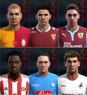 PES 2013 Option File Update Transfer 07 August 2016 by Maicon Andre