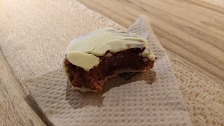 Alfajor equatoriano