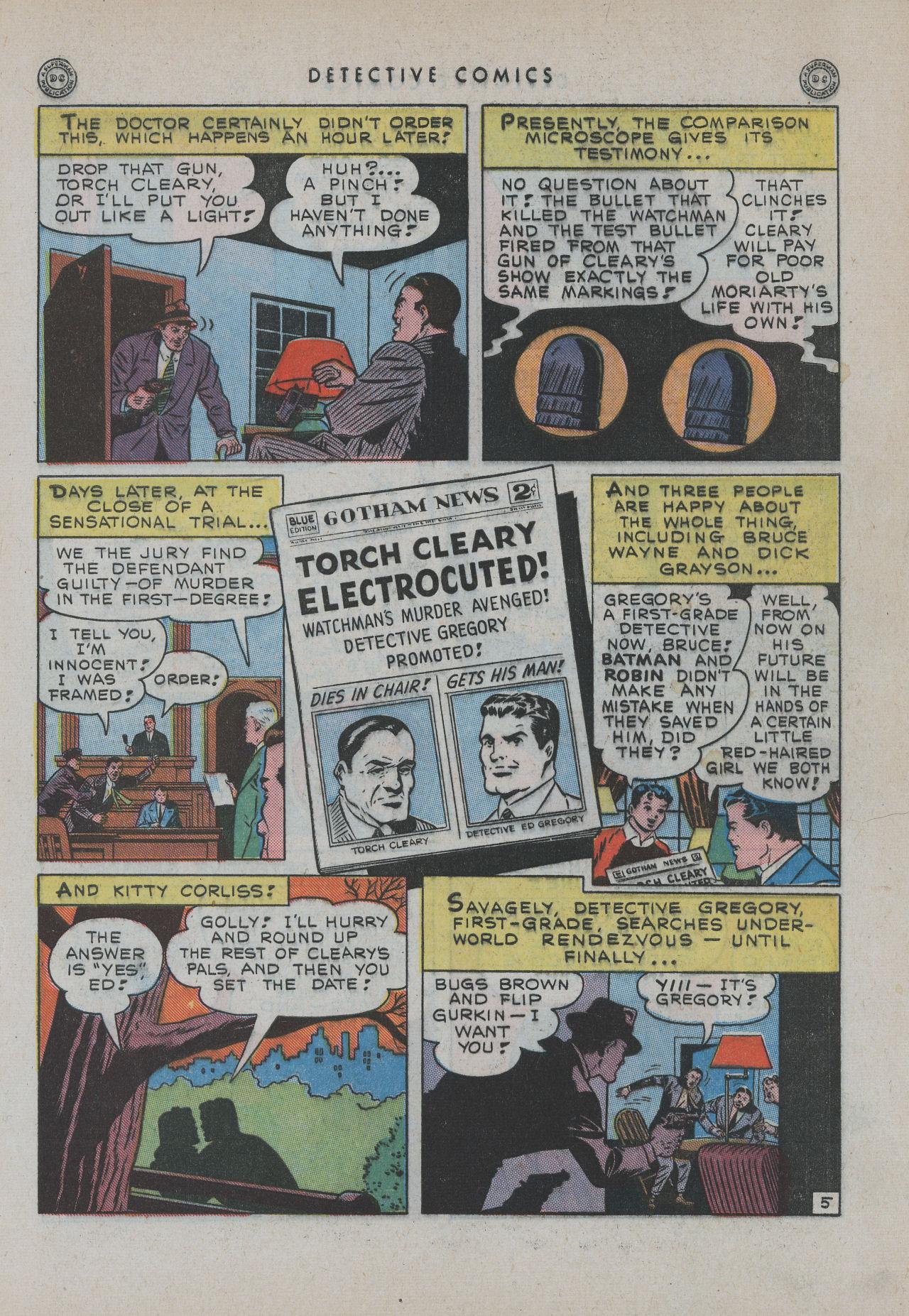 Read online Detective Comics (1937) comic -  Issue #108 - 7