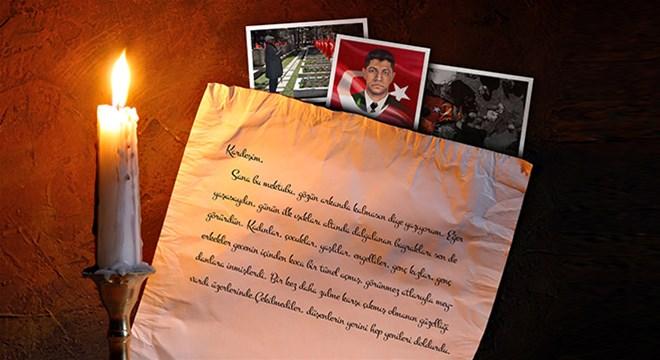 gençlerden 15 temmuz Şehitlerine mektup yarışması edebiyat