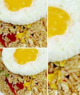 Resep Nasi Goreng Sehat Praktis Simpel