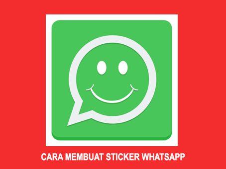Cara Membuat Sticker WhatsApp