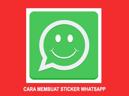 Hampir seluruh orang di Indonesia menggunakan WhatsApp guna berkomunikasi Cara Membuat Sticker WhatsApp Sendiri