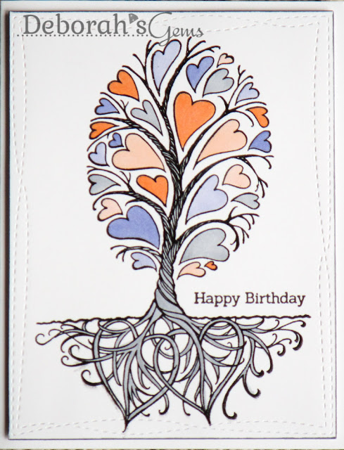 Happy Birthday - photo by Deborah Frings - Deborah's Gems