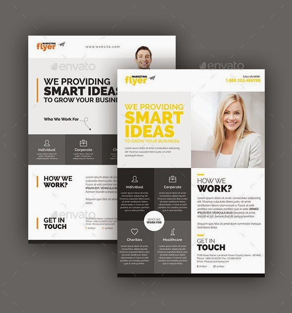 Corporate Flyer Template