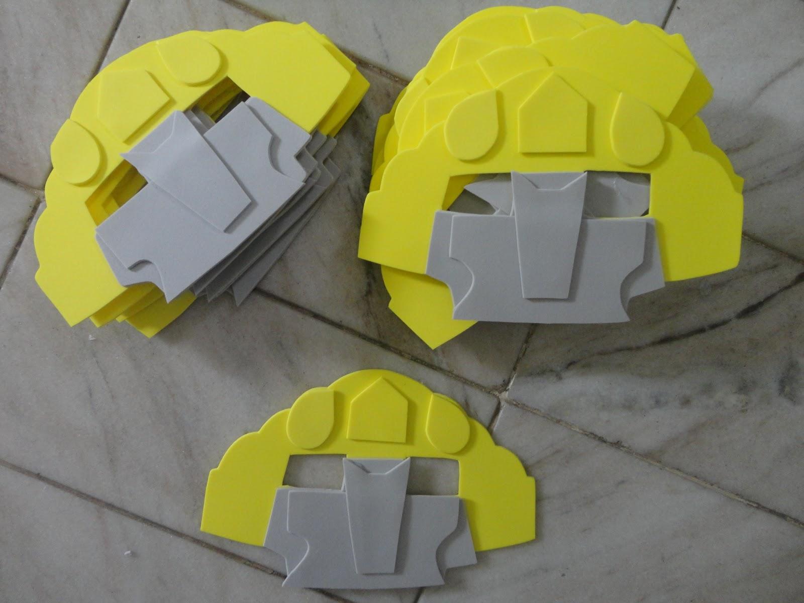 Imagenes Mascaras De Transformer: LENARTE: Máscaras Transformers