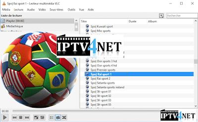 IPTV Sports M3u Free List 2019