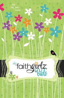 Faithgirlz Bible: Review l LadyD Books