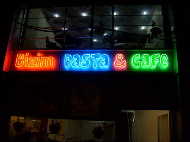 Neon Tabela, Ankara Neon Tabela Modelleri