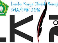 Lomba Karya Ilmiah Remaja Pendidikan Agama Islam (PAI) SMA/SMK