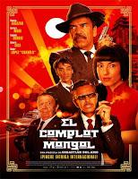 pelicula El complot mongol (2018)