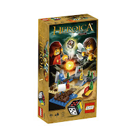 LEGO Heroica Draida Bay Game