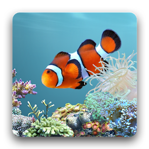 Android wallpaper anipet aquarium v for Feed and grow fish free no download