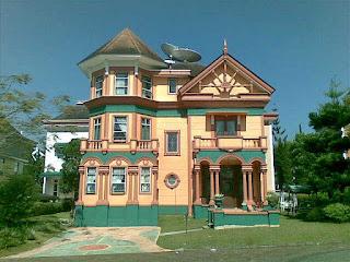 Disewakan villa kota bunga cipanas puncak