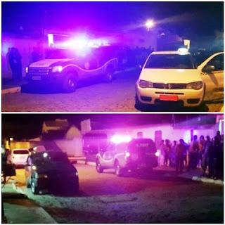 Barra do Choça registra três homicídios