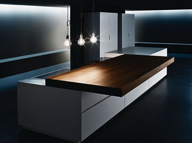 Emitate A Disappearing Kitchen