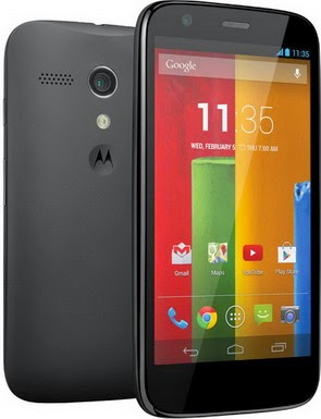 Motorola Moto G Android Lollipop