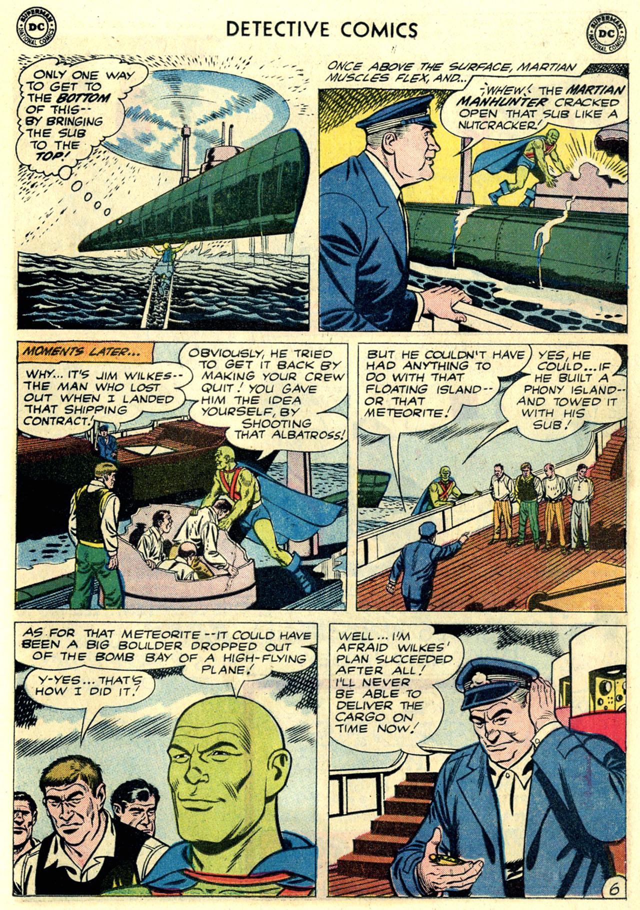 Detective Comics (1937) 283 Page 30