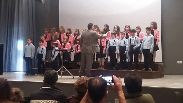 Ξεκινούν οι πρόβες της Παιδικής Χορωδίας ΔΟΠΠΑΤ Ναυπλίου