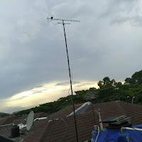 antena tv digital yang bagus cisauk tangerang