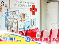 Aneka Gambar Grafiti, Lukisan Grafiti Café Super Cozy