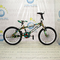 Sepeda BMX Pacific Ripper 3.0 FreeStyle 20 Inci
