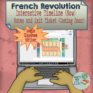 French Revolution Interactive Timeline