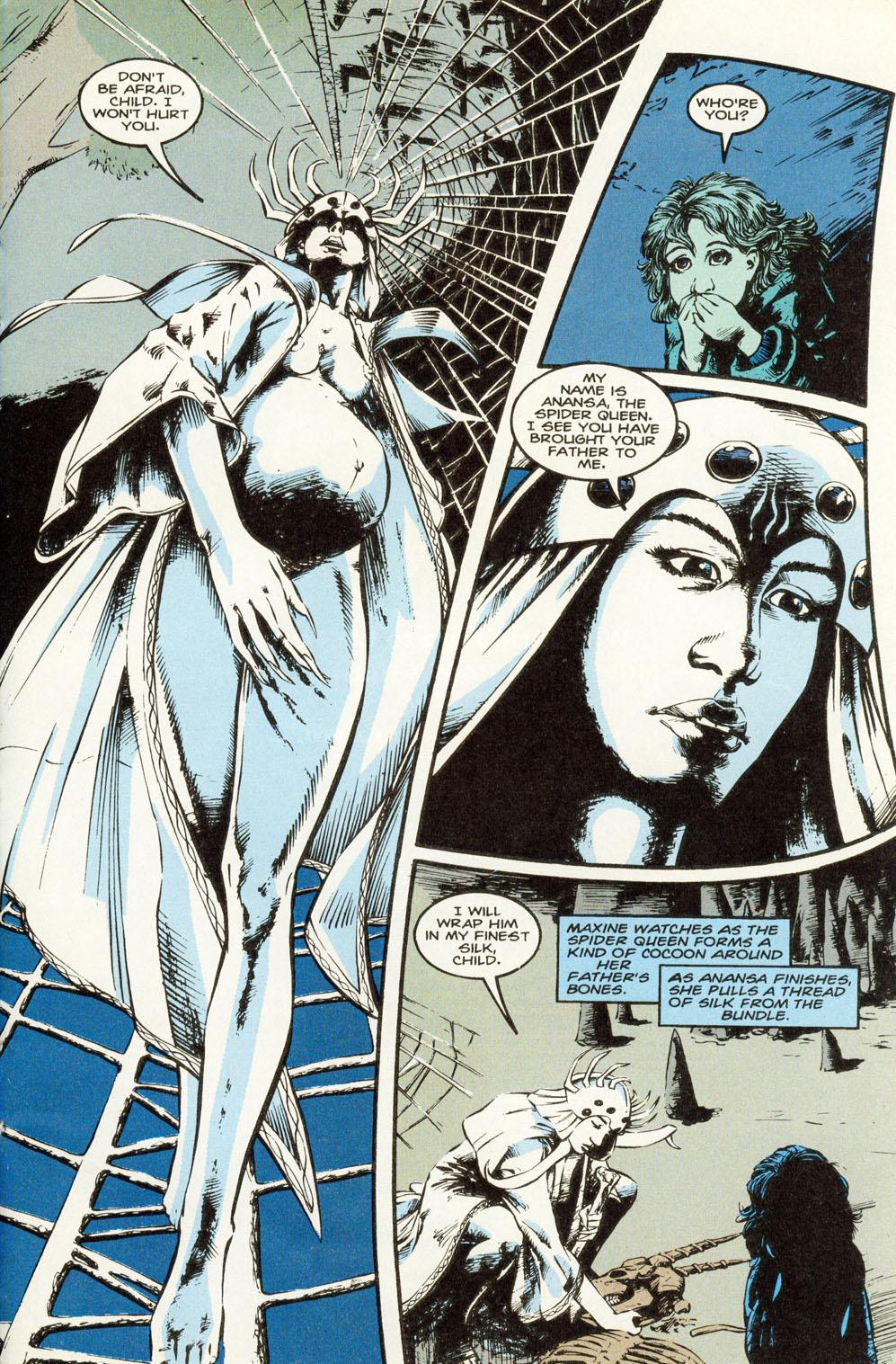 Read online Animal Man (1988) comic -  Issue #81 - 23