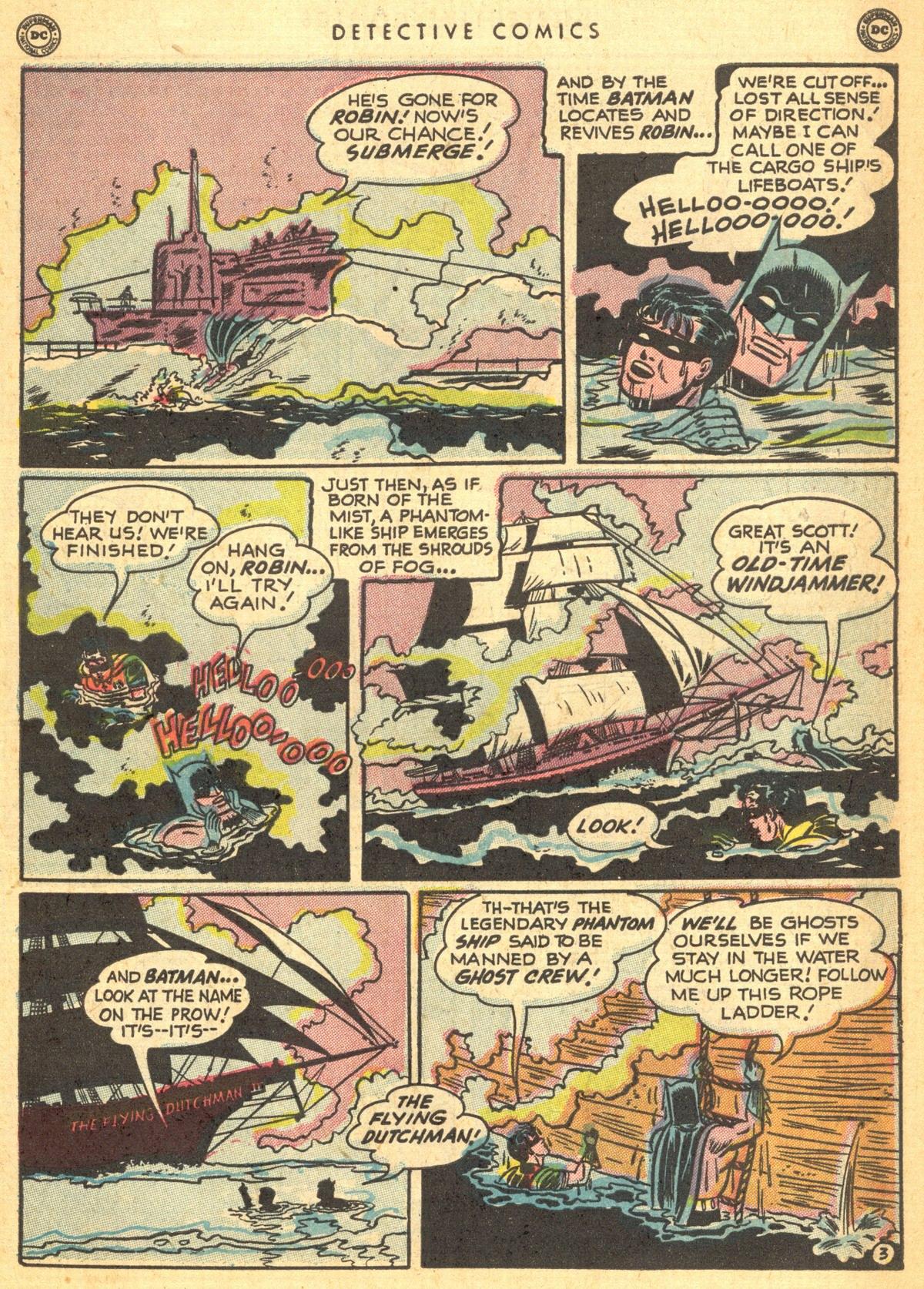 Read online Detective Comics (1937) comic -  Issue #170 - 5