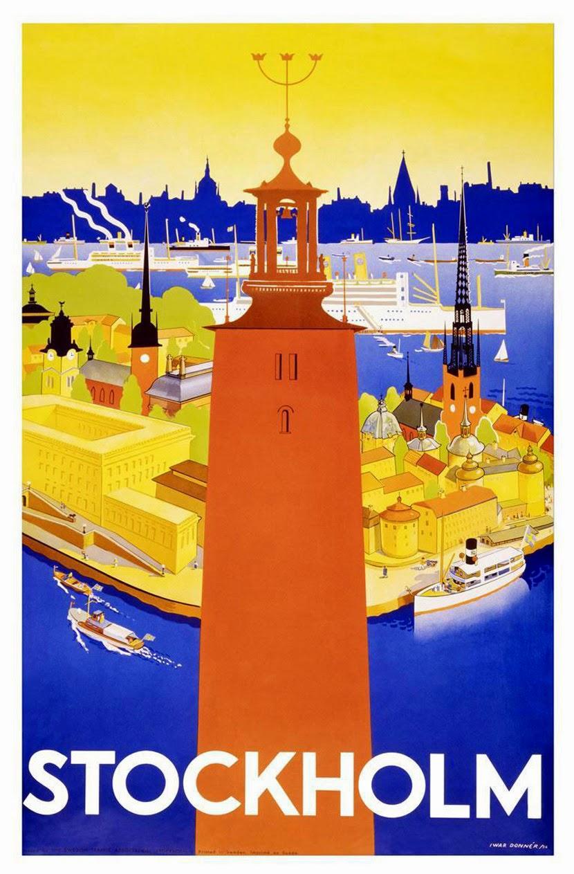 Vintage Poster Artists 30