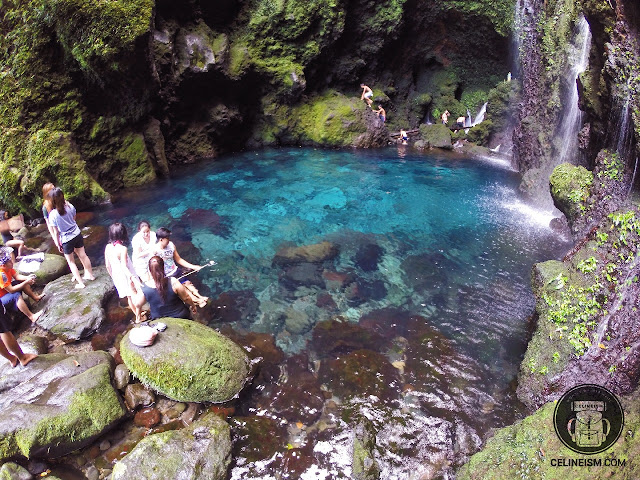 bukal falls laguna