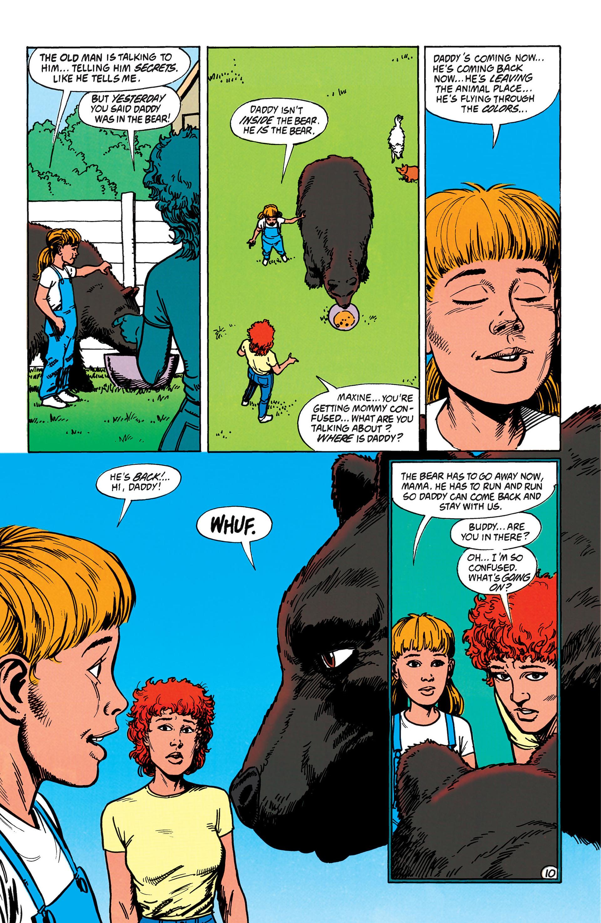 Read online Animal Man (1988) comic -  Issue #43 - 11