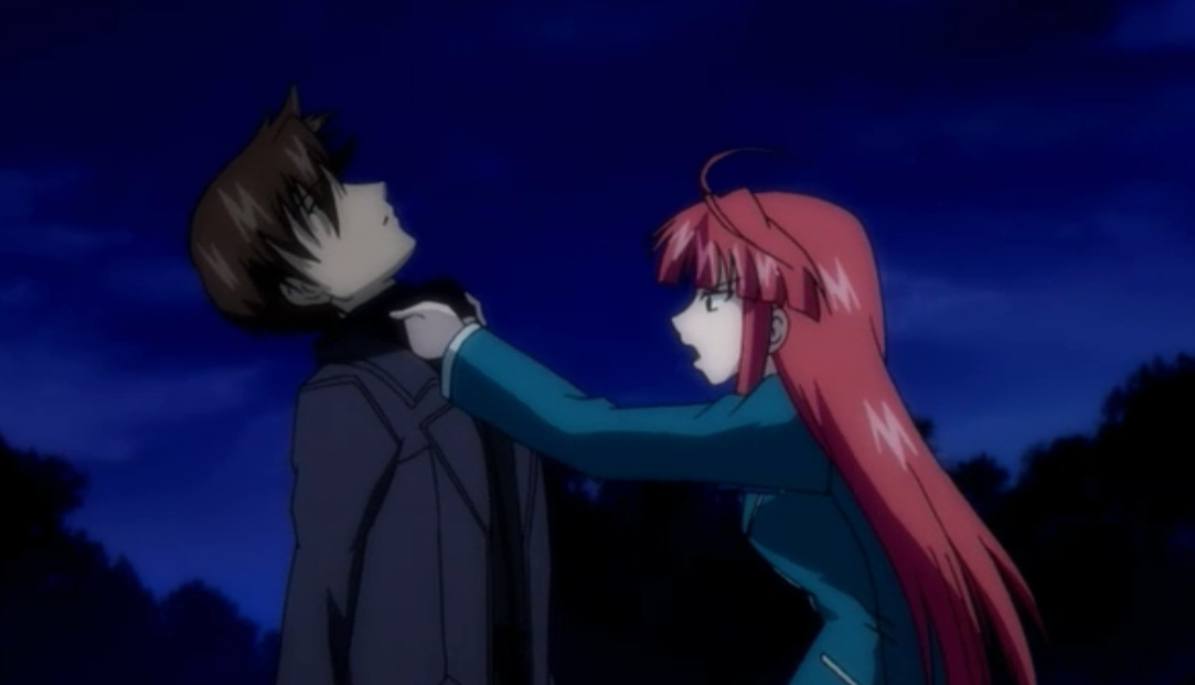 Kannagi Ayano: Neko Random: Kaze No Stigma (Anime Series) Review