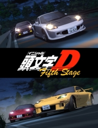 Initial D: Fifth Stage | Bmovies