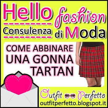 nuovo di zecca fee7d f7b57 Outfit Perfetto: CONSULENZA DI MODA: come abbinare una gonna ...