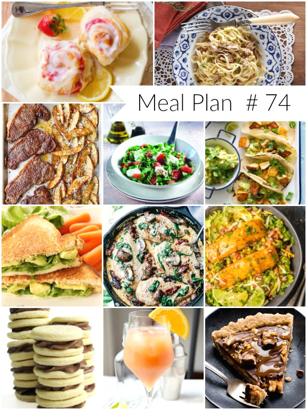 Delicious recipes to help you plan out your weekly meals - Ioanna's Notebook