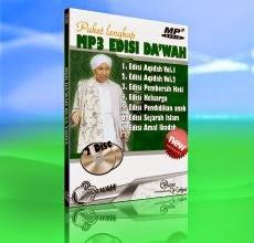 MP3 Koleksi lengkap Edisi Dakwah (2 Disc)