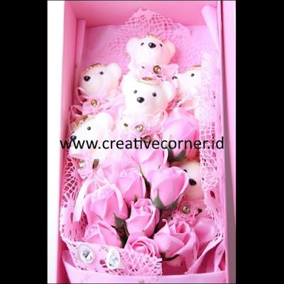 Kertas Buket Bunga / Hand Bouquet Seri TYH-050070