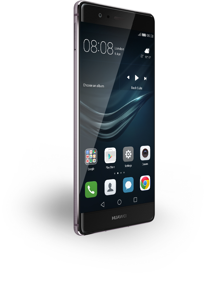 Aggiungere widget su Huawei P9 Plus