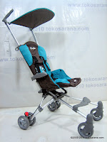 Cocolatte CL89 iFlex Baby Stroller with Travel Bag