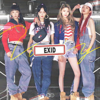 EXID - Do it tomorrow Albümü