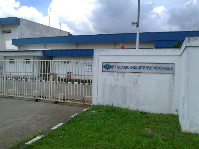 Lowongan Kerja Cikarang PT.Sekiso Industries Indonesia (Operator Produksi)