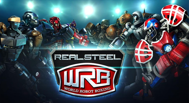 Download Real Steel World Robot Boxing Mod Apk Lot of Money