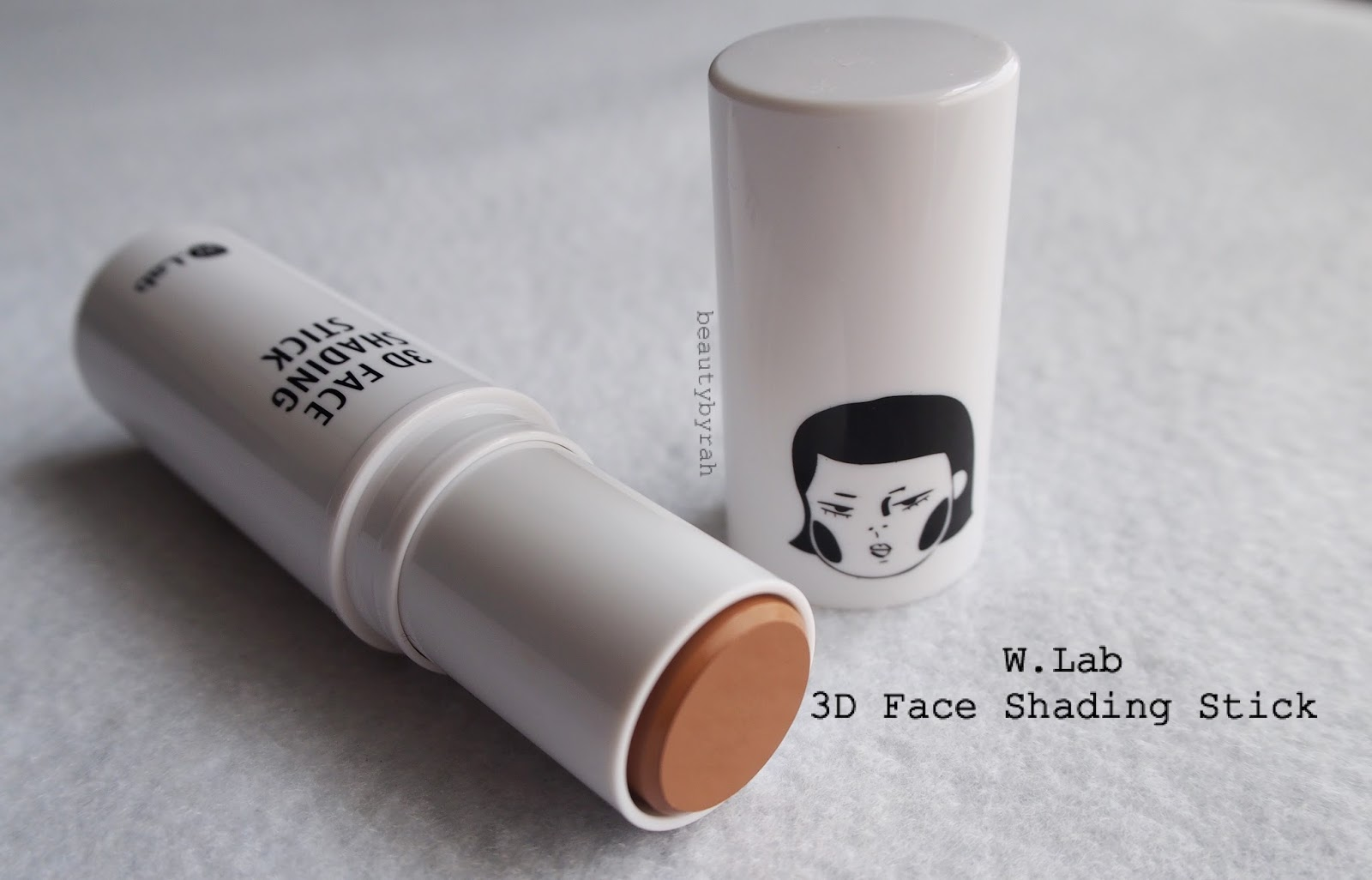 w.lab 3D Face Shading Stick Review