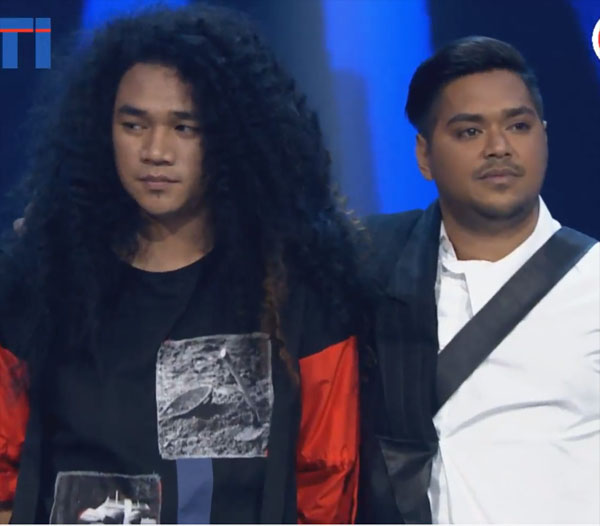 yg tereliminasi keluar semalam indonesian idol 19 februari 2018