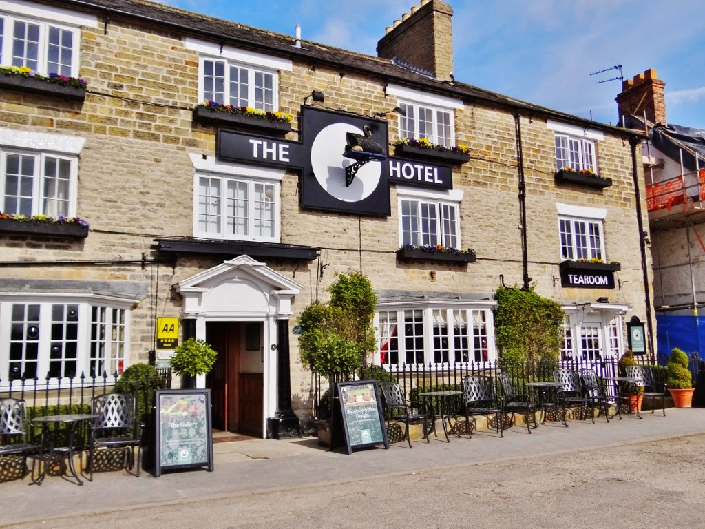 the black swan helmsley exterior