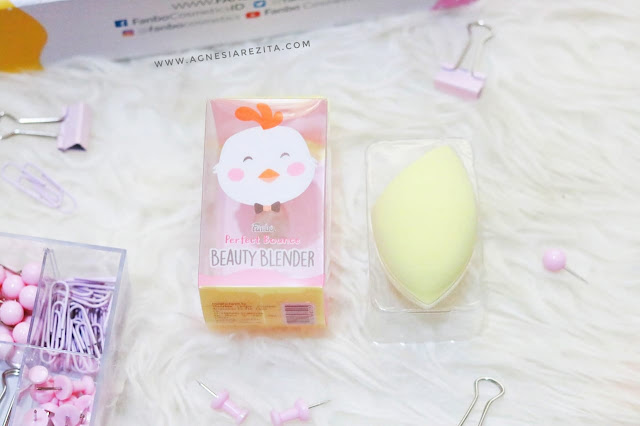 Review Fanbo Perfect Bounce Beauty Blender New Varian
